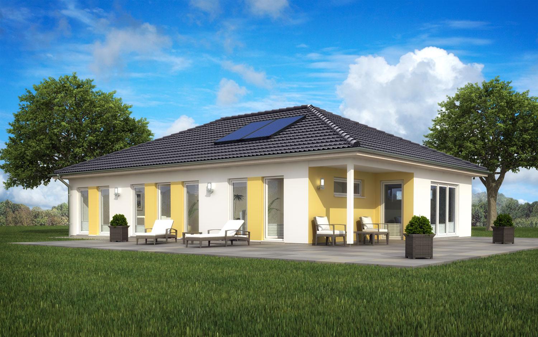 fertighaus sh 127 b. Black Bedroom Furniture Sets. Home Design Ideas